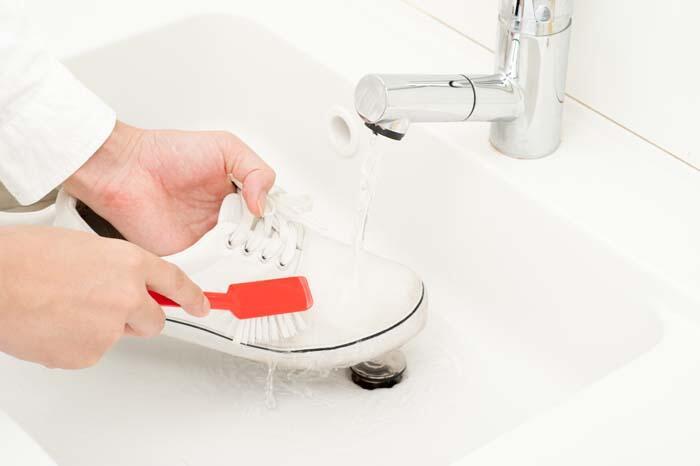 Terlikleri dezenfekte etmek